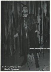 GHIAUROV, Nicolai, Mphistophls, Faust, Teatro dell'Opera, Roma (Operabilia) Tags: autograph claudepascalperna opera nicolaighiaurov bass mphistophls faust gounod soprano mirellafreni teatrodellopera rome