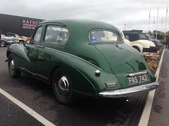 Sunbeam-Talbot 80 (1949) Rare model! (andreboeni) Tags: classic british car automobile cars automobiles voitures autos automobili classique voiture oldtimer retro auto sunbeam talbot 80 rootes rootesgroup