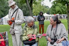 Dag van de Romantische Muziek 2016 (Erwin van Maanen) Tags: dagvanderomantischemuziek rotterdam music musica hoeden park euromast klassiek nederland netherlands holanda kroonenvanmaanenfotografie erwinvanmaanen nikond800 ukulele