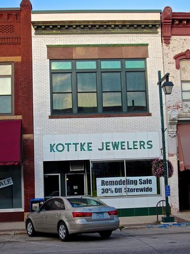 Kottke Jewelers, Owatonna, MN