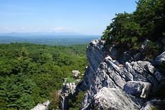 Bonticou Crag, Mohonk Preserve (Cagsawa) Tags: bonticoucrag bonticou crag rockformation rockscrambling ledge outdoor mountain nature hike hiking rx100 newpaltz newyork ny upstateny upstate mohonkpreserve mohonk preserve climb outlook lookout vista