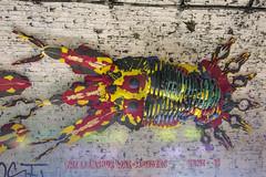 Labour War mongers (Bob the Binman) Tags: nikon d7100 graffiti london waterloo lambeth grime urban hccc leakestreet padst www londonist