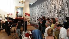 #Justice1st conference in Paris #1988Massacre in #Iran exhibition. (iranarabspring) Tags: justice1st 1988massacre iran paris