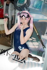 Shinkukan Dolls -C90 Company Booth (Ariake, Tokyo, Japan) (t-mizo) Tags: sigma50mmf14dgart sigma sigma50 sigma5014 sigma50f14 sigma50mm sigma50mmf14 sigma50mmf14exdg sigma50mmf14exdgart sigma50mmart sigma50exdg art canon canon5d canon5d3 5dmarkiiii 5dmark3 eos5dmarkiii eos5dmark3 eos5d3 5d3 lr lr6 lightroom6 lightroom lrcc lightroomcc tokyo japan daiba odaiba お台場 ariake 有明 日本 台場 東京 ビッグサイト bigsite 国際展示場 コミケ comicmarket comike c90 comicmarket90 コミックマーケット コミックマーケット90 夏コミ person ポートレート portrait women woman girl girls cosplay コスプレ レイヤー cosplayer コスプレイヤー キャンペーンガール キャンギャル campaigngirl showgirl コンパニオン companion