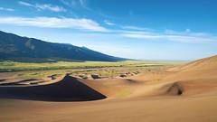 Great Sand Dunes (Sagra-KS) Tags: a7rii dune nationalpark usa dessert colorado