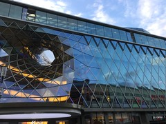 MyZeil, commercial centre by Fuksas architect, Frankfurt am Main, Germany. (paolagospo) Tags: fuksas architecture architettura building myzeil frankfurt