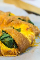 Breakfast Crescent R (alaridesign) Tags: breakfast crescent ring with sausage egg