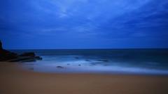Beach in Sydney (jsvamm) Tags: ifttt 500px sydney beach australia sunset sea water ocean sky clouds rocks long exposure waves
