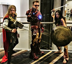 DragonCon 2016 (thill70) Tags: dragoncon dragon convention atlanta georgia 2016 cosplay marvel thor ironman avengers dccomics wonderwoman