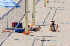 CBVA: AUG_0751 (Kevin MG) Tags: usa ca losangeles manhattanbeach beach sand ocean water sun fun girls cute young pretty youth little adolescent preteen volleyball vollyball vball ball sports athletic athletes competition gymnastic