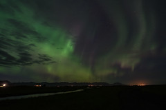Aurora Borealis (teamnullvier) Tags: island iceland auroraborealis nature natur northernlights nordlichter sky himmel