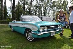 Buick Spcial (Monde-Auto Passion Photos) Tags: auto automobile buick spcial cabriolet bleu blanc france 48h montargis villemandeur domaine lisledon