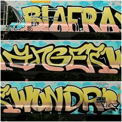 #graffiti #streetart #art #tcgraffiti #spraypaint #minneapolisgraffiti #biafra #cbs #wundr #anger #benchedrail (kadillak king) Tags: spraypaint minneapolisgraffiti wundr streetart art benchedrail graffiti anger biafra tcgraffiti cbs