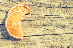 Orange (Iuliia D.) Tags: wood summer orange canon