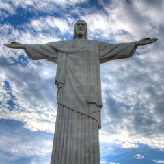 Le Christ Rdempteur - Rio de Janeiro - Corcovado - Brsil (Micky75017) Tags: world voyage travel viaje brazil sky rio statue brasil ro canon wonder photo janeiro bresil christ jesus picture brasilien corcovado ciel 7d cristo monde brasileiro brasile imagen redeemer redentor brsil piedestal merveille brazili bresilian    brazylia   brazlia bresilien redempteur   ducloux  micky75017