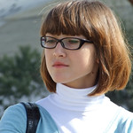 "Girl in glasses<a href=""http://www.flickr.com/photos/28211982@N07/6967943746/"" target=""_blank"">View on Flickr</a>"
