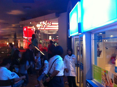 Kidzania Flight Center