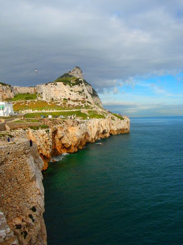 Europa Point - Rainy Days