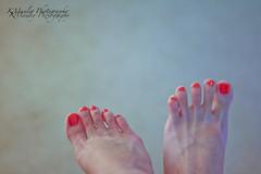 It's like I'm flying free (kmanl3y) Tags: feet coral photography foot toes toe bokeh nail katherine polish toenails toenail manley kmanley