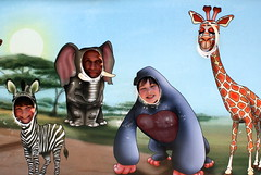 Funny Animals (Marlisa Osborne) Tags: zoo knoxville jacob brandon wallace wallacemoura