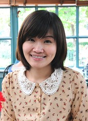 Winnie Lam, winner of the International Transport Forum's 2012 Young Researcher of the Year Award
