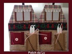 Porta velas (Patch da Lu) Tags: portavelas kitapagão