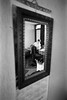 (Mats Andreas Nielsen) Tags: bw white black reflection film analog 35mm 50mm mirror blackwhite f14 negative calender hp5 moritz ilford preai nikkormat ftn nikkors privatefearsinpublicplaces