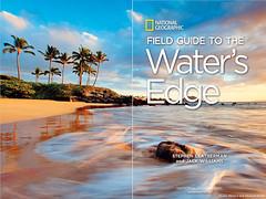 cool (*michael sweet*) Tags: ocean sunset seascape tree beach hawaii long exposure scenic maui palm edge waters