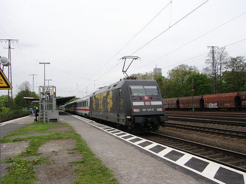 E-loc 101 141-0(Köln West 30-4-2012)