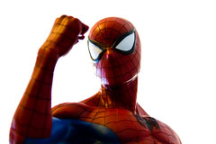 Amazing Spider-Man (Jerry Bowley) Tags: birthday cake spiderman