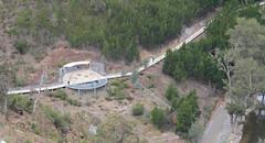 Observation platform (spelio) Tags: construction dam engineering australia canberra act 2012 cotter