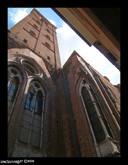 BOLOGNA DSCF2090 (iPadder417) Tags: bologna monumenti sanpetronio costruzioni chiese