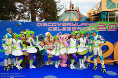 DLP April 2012 - Meeting the stars of Discoveryland Celebrates!
