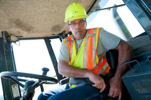 hardhat equipment vest seatbelt buckleup