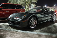 Another 599GTB (nb-driver Photography) Tags: street cars sport marina canon mall photography eos flickr dubai grigio awesome united parking uae picture ferrari spot emirates spots exotic photograph arab silverstone moe hyper abu dhabi gtb supercars valet 599 spotter nibal 1100d nbdriver