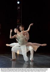 Oregon Ballet Theatre - Dance United 2012 (Oregon Ballet Theatre) Tags: ghosts oregonballettheatre christopherwheeldon danagenshaft garenscribner danceunited