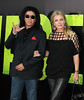 Gene Simmons; Shannon Tweed The premiere of 'Savages' at Westwood Village - Arrivals Los Angeles, California
