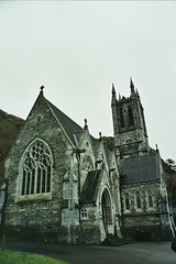 Chapel at Kylemore Abbey (Jay77710) Tags: ireland film abbey cliffs connemara isle emerald moher kylemore