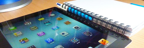 ipad by Sean MacEntee, on Flickr