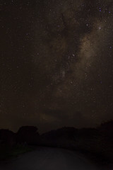 Road to the Milky Way (mthomson34) Tags: road stars astrophotography wilsonsprom milkyway wilsonspromontory Astrometrydotnet:status=failed Astrometrydotnet:id=alpha20120728601497