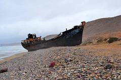 Sidi Ouarsik scheepswrak, Marokko 2012 (wally nelemans) Tags: morocco shipwreck maroc marokko 2012 scheepswrak sidiouarsik