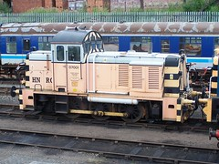 07001 at Barrow Hill (colin9007) Tags: br diesel hill loco class hornsby 07 ruston barrow roundhouse shunter staveley 07001