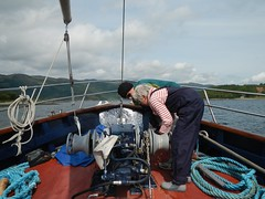 DSCN0354 (Norehearsal) Tags: cruise saint june st scotland clyde boat ship argyll wildlife small holy wee loch kyles fyne 2012 firth hilda dunoon bute striven riddon wildlifecruise sthilda fynne