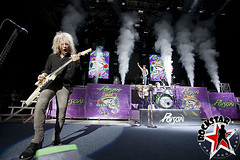 C.C. Deville of POISON performs at DTE Enegergy Center in Clarkston, MI on July 7th 2012