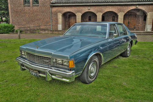 Chevrolet Caprice Classic '78 47-NPV-7