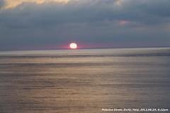 EuropeCruise_20120624_MessinaStrait_115 (zhou_larry) Tags: italy naples messinastrait sunsetonsea europemediterreancruise 2012062420120625