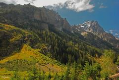Cascade Canyon (P. Oglesby) Tags: autumn mountains hiking backcountry grandtetonnp cascadecanyon thehighlander godlovesyou