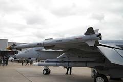 Raytheon Tech on F/A-18