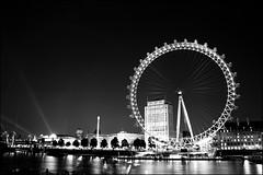 London Eye | London 2012 (Mr Squibbs) Tags: longexposure bridge london towerbridge canon londoneye 7d 2012 mrsquibbsphotography