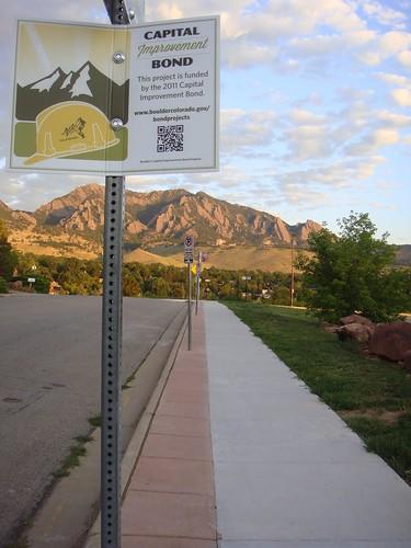 Photo - Gillaspie Drive Missing Sidewalk Link (Complete)
